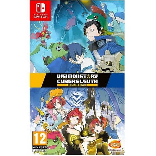 Digimon Story Cyber Sleuth Complete Edition Nintendo Switch Game